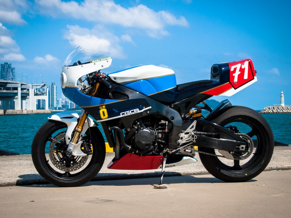 Honda CBR1000RR Custom