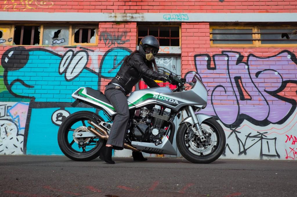 Honda CBX750 Cafe Racer