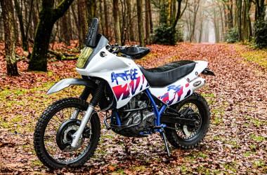 Suzuki DR650 Custom