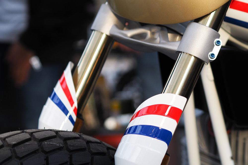KTM 250 Street Tracker