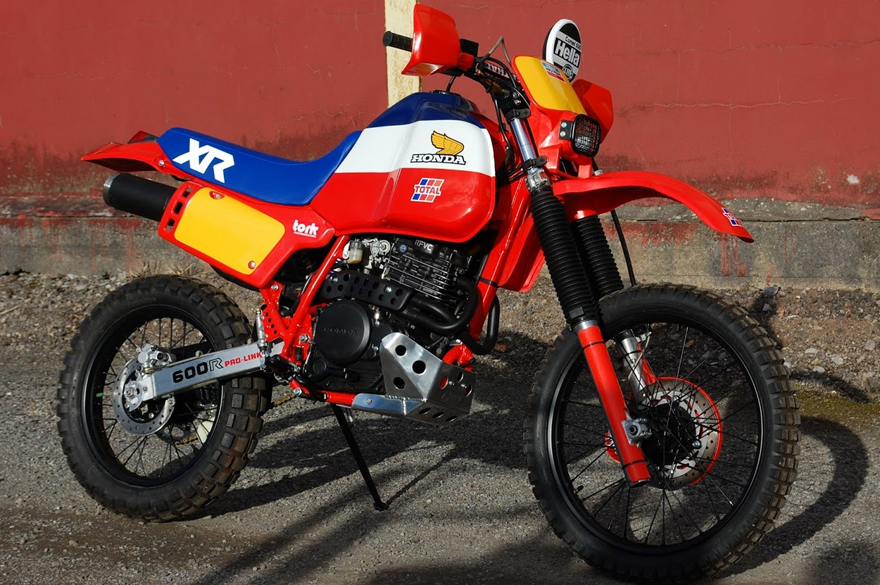 Honda XL600 Custom