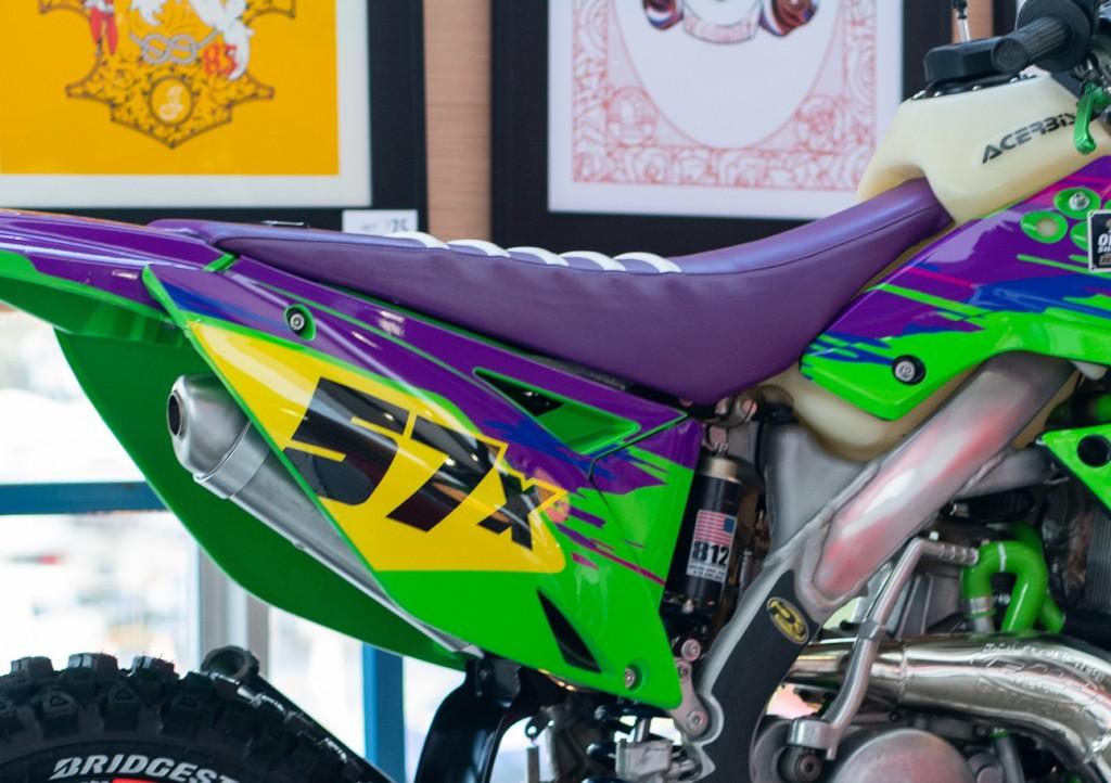 Kawasaki KX500AF Baja Tribute