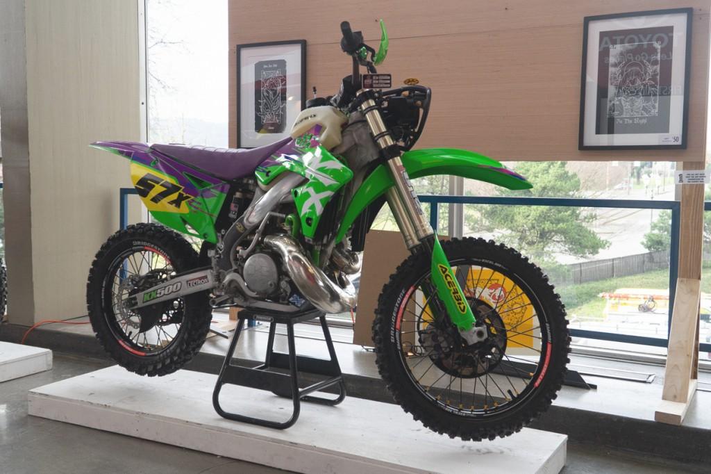 KX500AF Baja