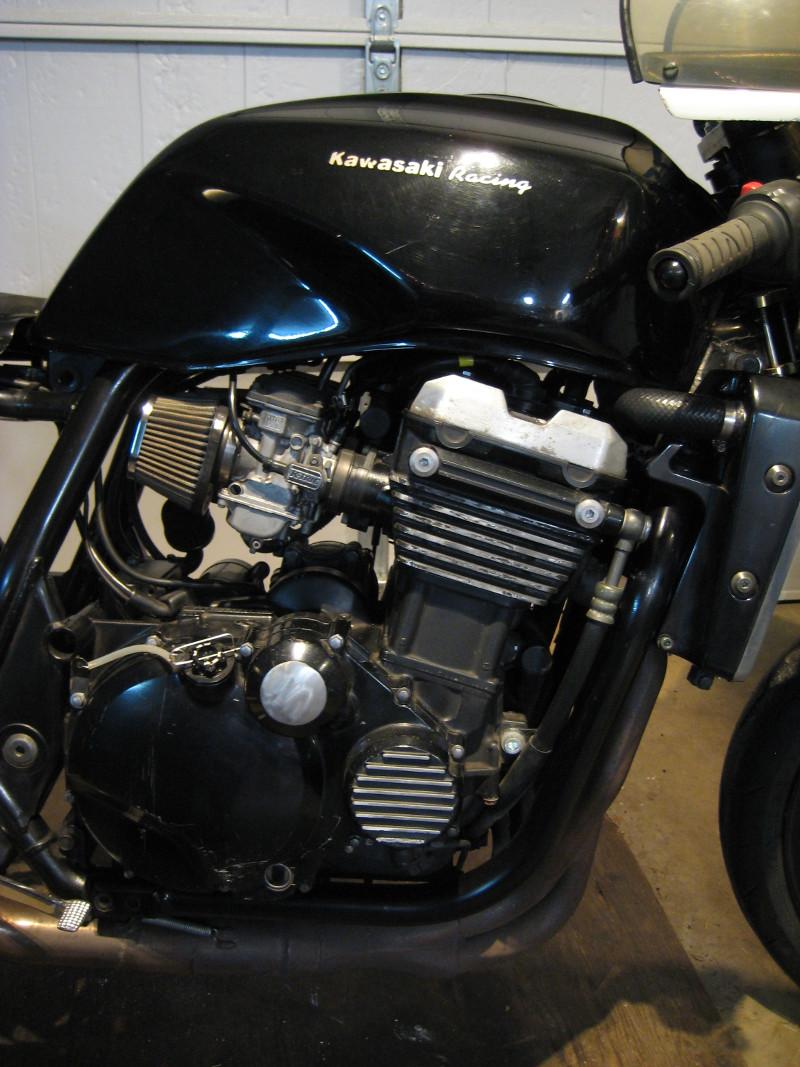 Kawasaki ZRX1100 Cafe Fighter