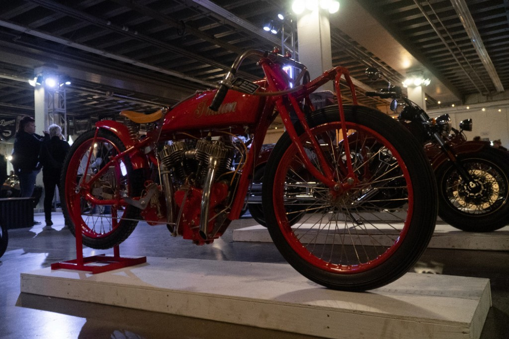 1921 Indian from Doma Brown.