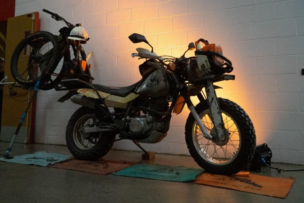 """1989 Yamaha """"Seldom Seen"""" by Gabriel."""