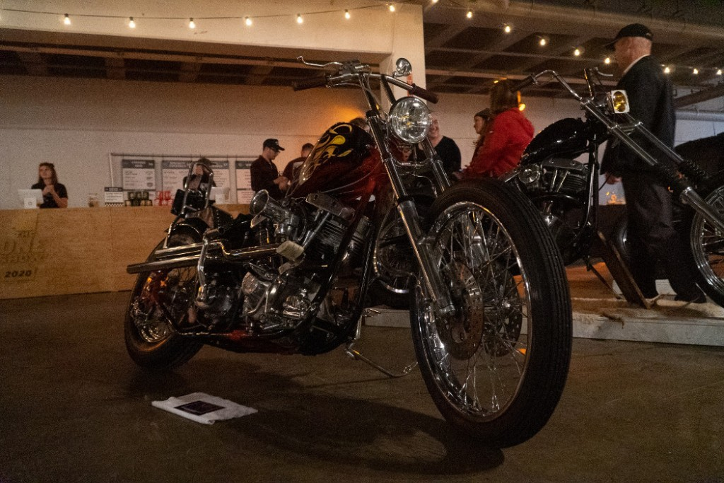 1981 H-D by Dylan Hamilton.