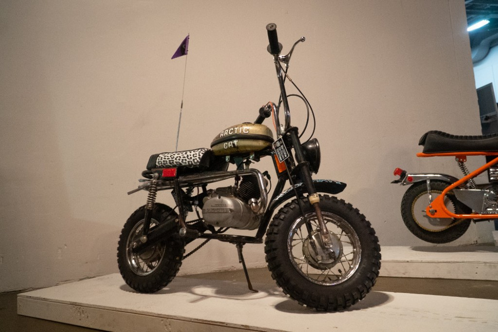 1972 Arctic Cat Prowler by Emily B.