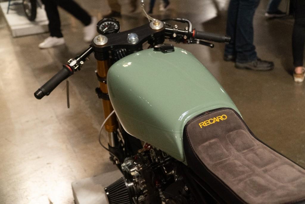 Virago 750 Cafe Racer