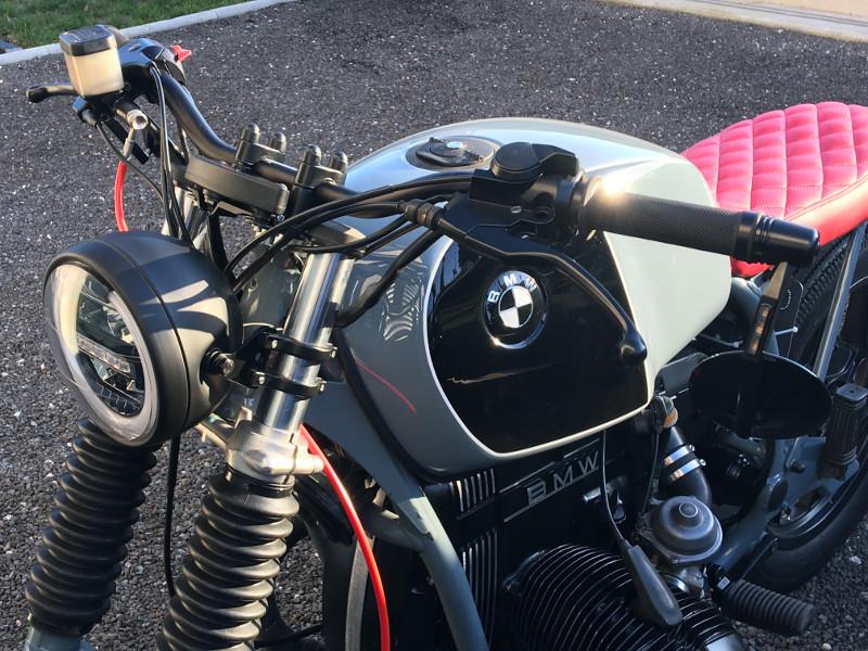 BMW R65 Restomod