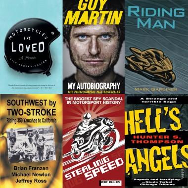 BikeBound Books