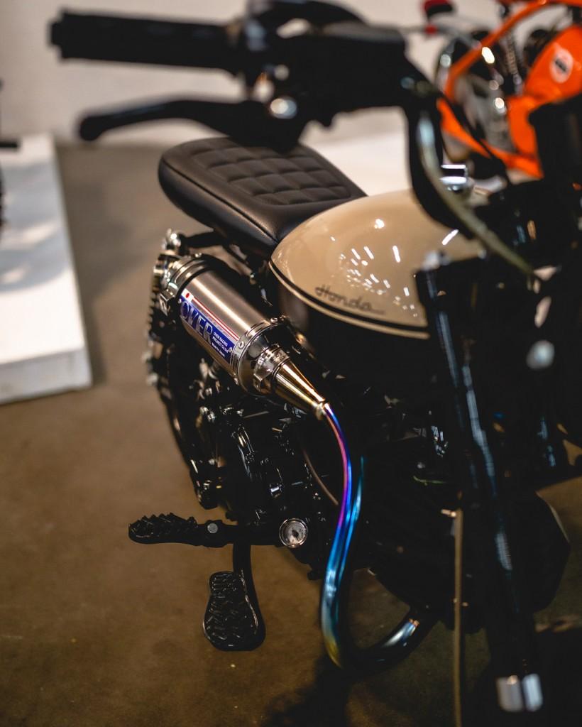 Honda Z50R