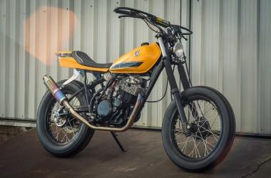Yamaha XT250 Tracker