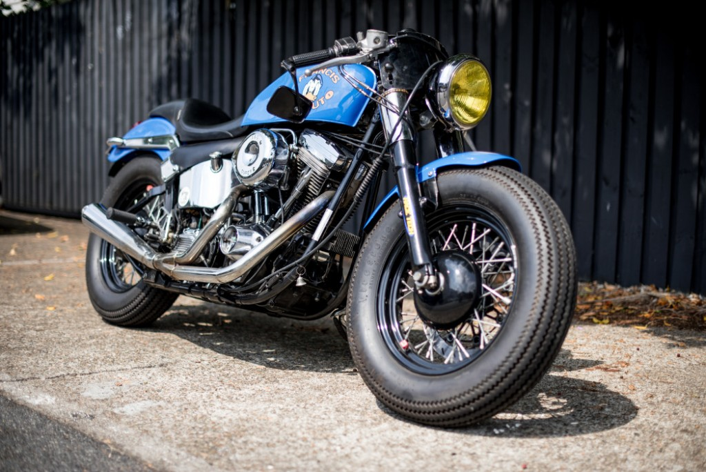 Softail Cafe Racer