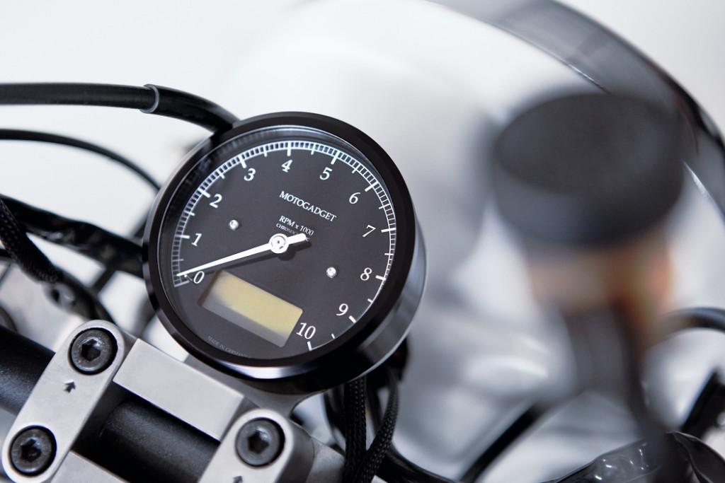 Yamaha Virago 920 Cafe Racer