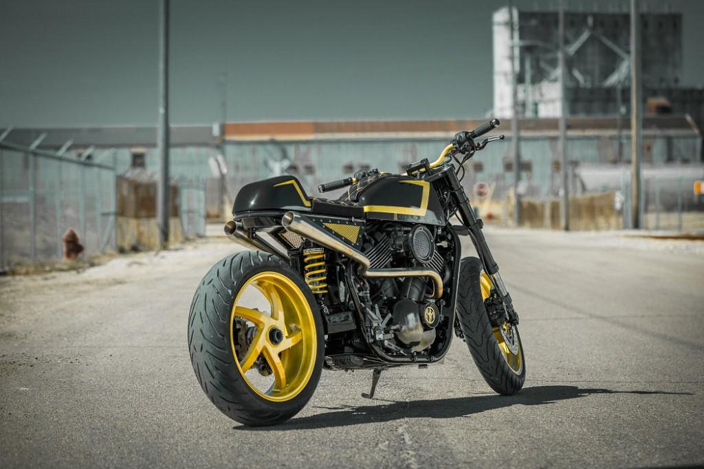 Harley XG750 Custom Cafe Racer