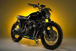 Honda CB750 ADV Scrambler