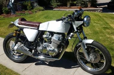 Honda CB750K Virus