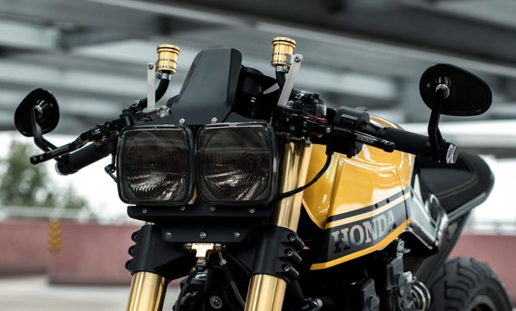 Honda CBX750F Cafe Racer
