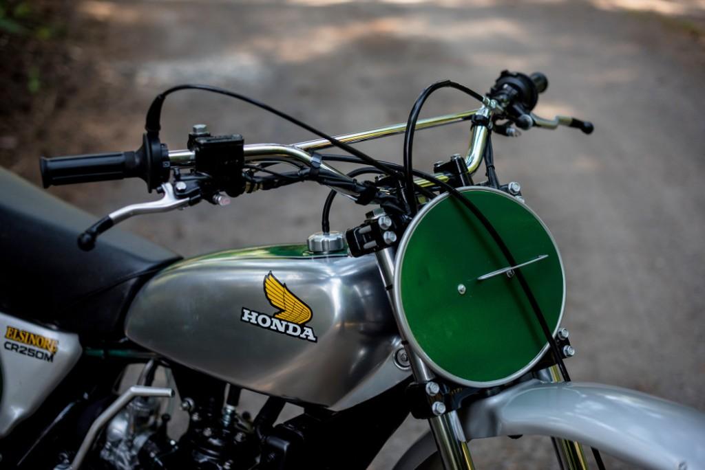 Honda Elsinore Supermoto