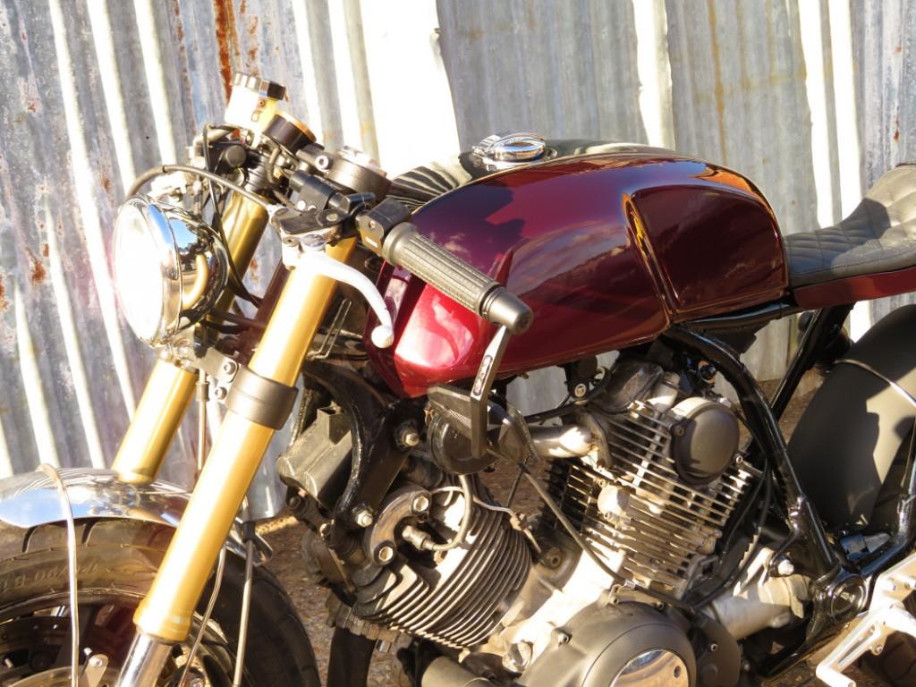 Virago 1100 cAfe Racer