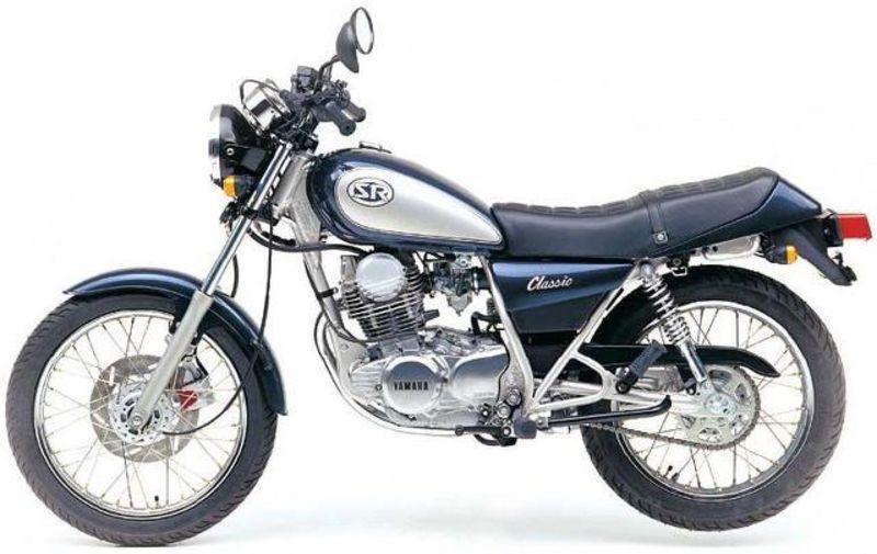 Yamaha SR250 Classic