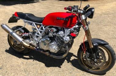 Restomod Honda CBX