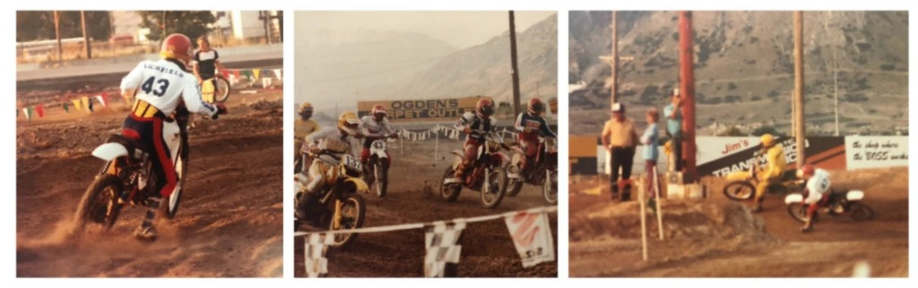 Honda XR185 Motocross