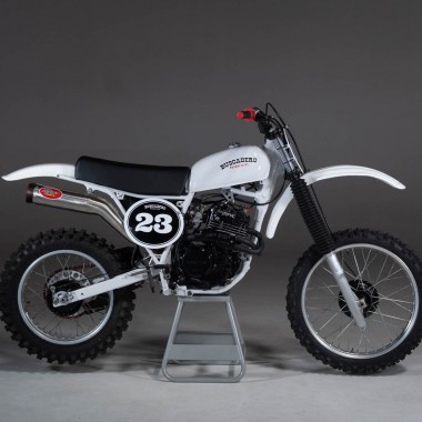 Honda XR350R Vintage Motocross