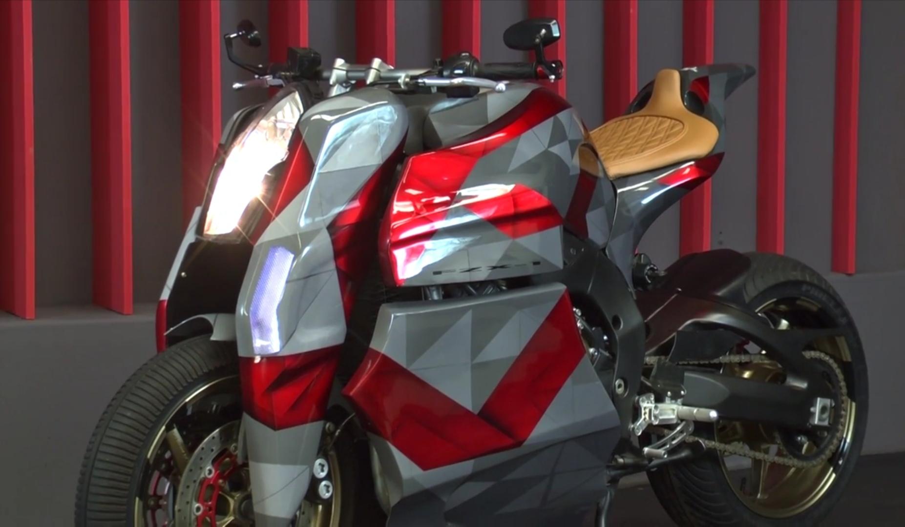 Yamaha FZX-1300 Concept