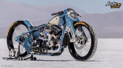 "Harley Dyna 1340 ""Cheetah"""
