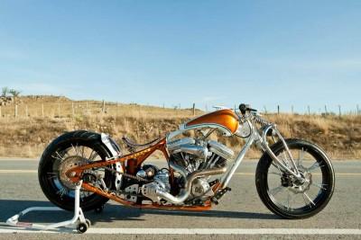 """Harley Dyna 1340 """"El Jorobadito"""""""