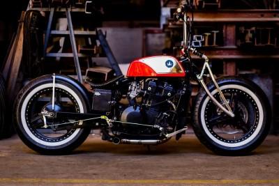 """Kawasaki GPZ500 """"Rocky"""""""
