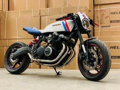 """Honda CB750 """"Lagrottesca"""""""