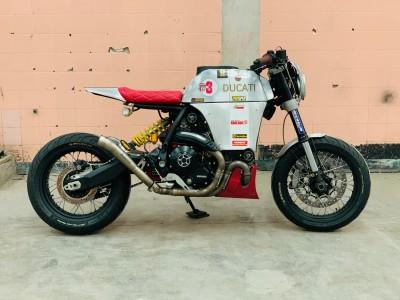 "Ducati Scrambler ""Retrosport 800"""