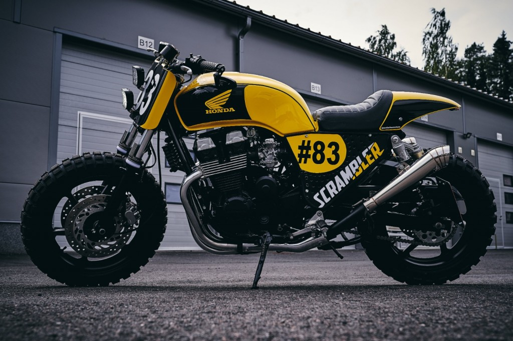 Honda CB750 Scrambler