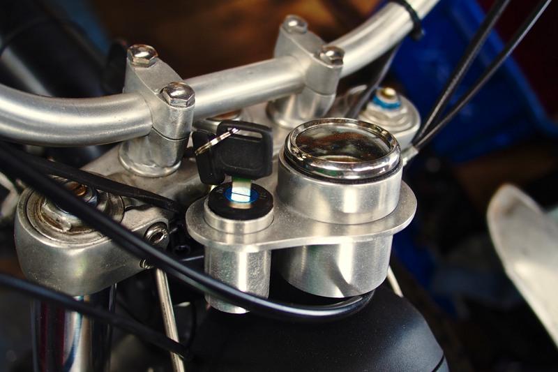 Honda NX-TT 650 Street Tracker
