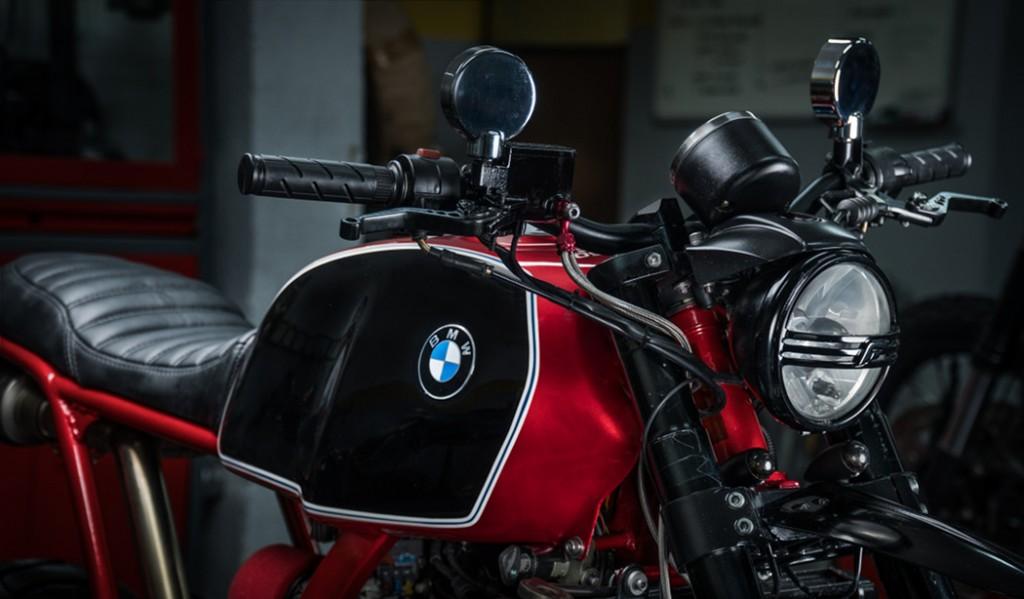 BMW F650 Funduro Custom
