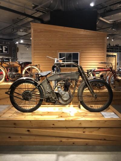 1913 Harley-Davidson Model 9-B