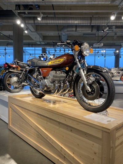 1976 Kawasaki 850/5