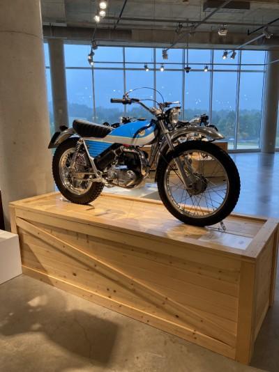 1972 Bultaco Alpina 250