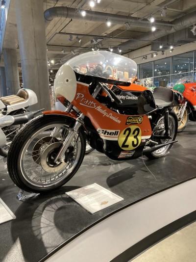 1974 Harley-Davidson RR 391