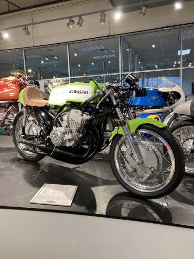 1972 Kawasaki H1 RA