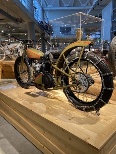 1934 Harley-Davidson DAH Hillclimber