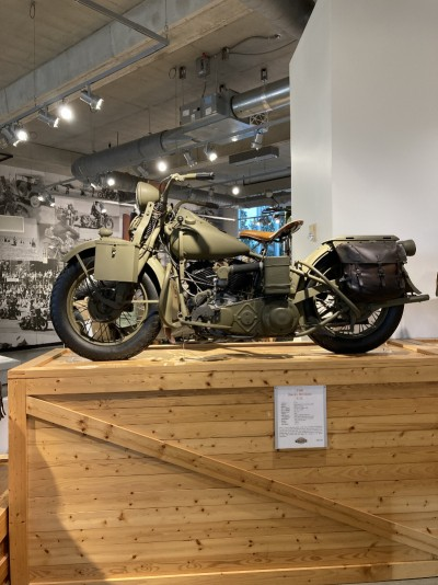 1940 Harley-Davidson U.A.