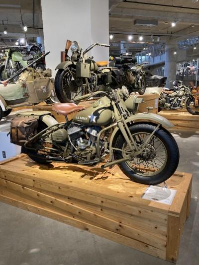 1943 Harley-Davidson WLC