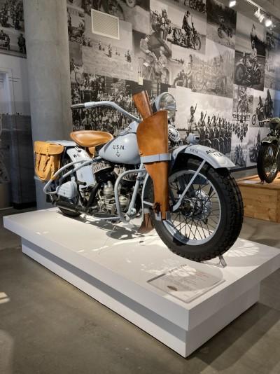 1944 Harley-Davidson Model U