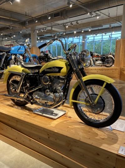 1955 Harley-Davidson KHK