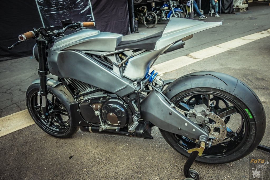 Buell Lightning XB12 Custom