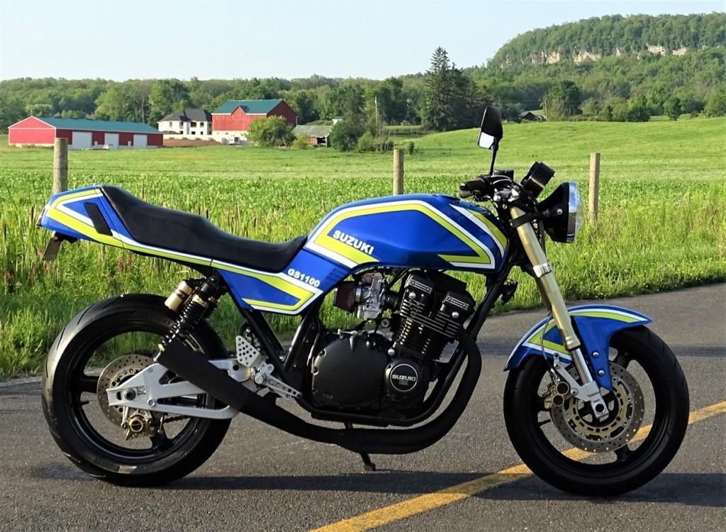 GS1100 Restomod